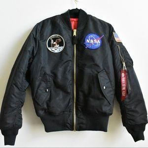 NASA Bomber Jacket